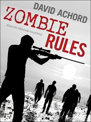cover image of Zombie Rules Series, Book 1